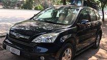 Chính chủ bán Honda CR V 2009, màu đen, biển ngoại giao VIP, giá bán 540 triệu