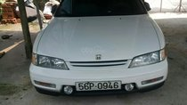 Bán 1 xe ô tô Honda Accord đời cuối 1994, màu trắng, xe nhập Nhật Bản, số tự động, chạy khoảng 9L/100km