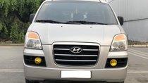 Bán Hyundai Grand Starex 2.5MT sản xuất 2007, bản 12 chỗ, màu bạc