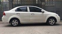 Bán Daewoo Gentra màu trắng, số sàn, xe gia đình dùng còn rất mới và nguyên bản