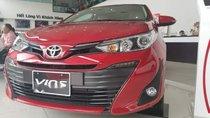 Bán xe Toyota Vios 1.5G sản xuất năm 2019, ưu đãi hấp dẫn