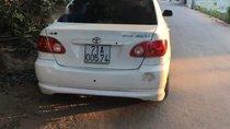 Bán Toyota Corolla Altis 2003, màu trắng, giá chỉ 196 triệu