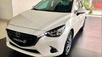 Cần bán Mazda 2 sản xuất 2019, màu trắng, nhập khẩu Thái