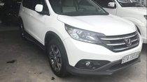 Cần bán xe Honda CR V đời 2014, màu trắng