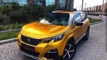Cần bán Peugeot 3008 sản xuất năm 2018, màu vàng