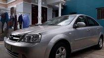 Cần bán gấp Daewoo Lacetti năm 2008, màu bạc, nhập khẩu như mới, 214tr