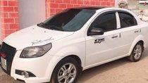 Bán xe Chevrolet Aveo 1.5 MT sản xuất năm 2014, màu trắng