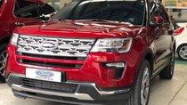 Bán ô tô Ford Explorer đời 2019, màu đỏ, xe nhập. Ưu đãi hấp dẫn