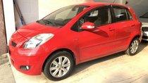 Cần bán lại xe Toyota Yaris 1.5 AT đời 2012, màu đỏ, xe nhập, 420 triệu