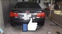 Bán Chevrolet Cruze năm sản xuất 2014, màu đen số sàn