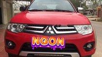 Cần bán Mitsubishi Triton đời 2014, màu đỏ, xe nhập số sàn