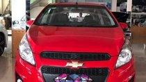 Bán Chevrolet Spark sản xuất năm 2016, màu đỏ số sàn, 225 triệu