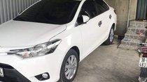 Cần bán Toyota Vios đời 2018, màu trắng như mới, giá 535tr