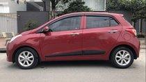 Bán Hyundai Grand i10 1.2AT năm 2016, màu đỏ, nhập khẩu nguyên chiếc, 405tr
