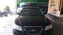 Bán Hyundai Sonata 1.5MT sản xuất năm 2009, màu đen, nhập khẩu nguyên chiếc xe gia đình, giá 350tr