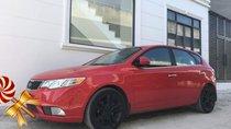 Cần bán gấp Kia Cerato đời 2012, màu đỏ, xe nhập số tự động, giá cạnh tranh