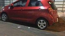 Cần bán Kia Morning 1.25MT sản xuất năm 2016, màu đỏ, nhập khẩu, xe đẹp