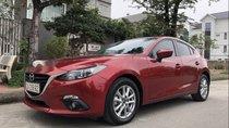 Cần bán xe Mazda 3 1.5AT đời 2016, màu đỏ