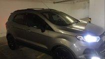 Bán Ford EcoSport Black Edition 1.5 AT năm 2016, màu bạc chính chủ