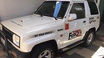 Bán ô tô Daihatsu Feroza sản xuất năm 1990, màu trắng, xe nhập