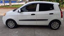 Bán ô tô Kia Morning 1.0AT đời 2011, màu trắng, nhập khẩu