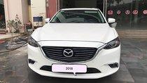 Cần bán Mazda 6 2018, màu trắng, máy êm ru