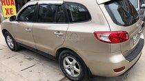Cần bán xe Hyundai Santa Fe 2.2 MT, nhập khẩu đời 2008, tên tư nhân chính chủ từ đầu