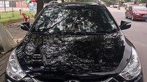 Bán Hyundai Tucson năm sản xuất 2010, màu đen, nhập khẩu nguyên chiếc