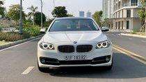 Cần bán xe BMW 5 Series 520i đời 2015, màu trắng, nhập khẩu