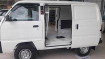 Bán xe Suzuki Blind Van đời 2018, màu trắng, cabin tiện nghi tạo sự thoải mái cho người sử dụng