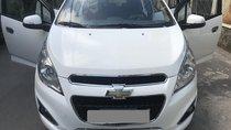 Bán Chevrolet Spark sản xuất 2014, màu trắng, giá 268tr