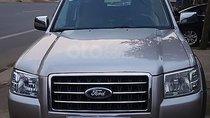Gia đình bán Ford Everest 2.5 màu hồng phấn, sản xuất cuối tháng 12/2007 phom 2008