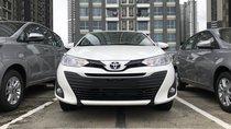 Bán xe Toyota Vios 2019 số tự động, thanh toán 180tr nhận xe ngay, ưu đãi đặc biệt, quà tặng hấp dẫn