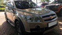 Cần bán xe Chevrolet Captiva LTZ 2009 màu vàng cát
