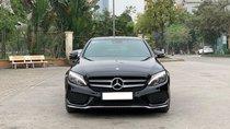 Bán Mercedes C250 AMG 2014, màu đen