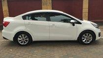 Kia Rio 1.4 AT số tự động 2017, màu trắng, xe nhập, biển Hà Nội, giá tốt