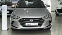 Bán Hyundai Elantra 1.6MT màu bạc, xe giao ngay, hỗ trợ đăng ký Grab miễn phí, hỗ trợ vay trả góp - LH: 0903175312
