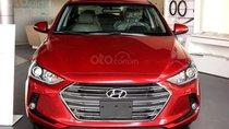 Bán Hyundai Elantra 1.6MT màu đỏ xe giao ngay, hỗ trợ đăng ký Grab, hỗ trợ vay trả góp lãi suất tốt. LH: 0903175312