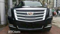 Bán xe Cadillac Escalade platium 2016, màu đen