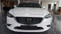 Bán Mazda 6 2.5L sản xuất 2018, màu trắng