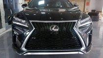 Bán xe Lexus RX350 Fsport sản xuất 2018, màu đen, nhập Mỹ