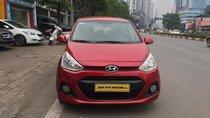 Bán xe Hyundai Grand i10 1.0 MT năm sản xuất 2016, màu đỏ, nhập khẩu nguyên chiếc, giá chỉ 335 triệu