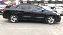 Bán xe Toyota Corolla altis 1.8AT đời 2013, màu đen