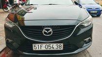 Bán xe Mazda 6 2.5 AT năm 2015, màu xám (ghi)