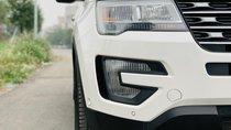 Bán xe Ford Explorer đời 2016 màu trắng, 2 tỷ 030 triệu nhập khẩu