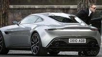 James Bond sẽ lái xe điện Aston Martin Rapide E trong phim mới