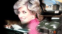 Điểm qua loạt xe đắt tiền của Công nương Diana từng được đấu giá