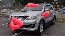 Cần bán xe Toyota Fortuner năm 2013, màu bạc giá cạnh tranh