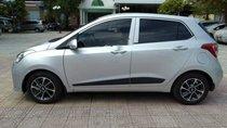 Bán ô tô Hyundai Grand i10 1.0 MT đời 2017, màu bạc, nhập khẩu, xe mua tháng 12.2017