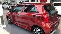 Bán ô tô Kia Morning đời 2019, màu đỏ. Ưu đãi hấp dẫn